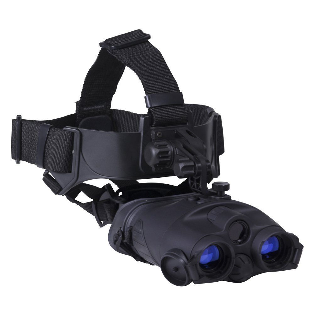 Firefield Tracker 1x24 Night Vision Goggle Binoculars review